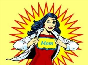 superhero mother
